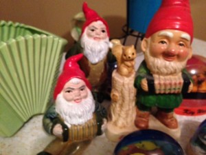 gnomes and accordions